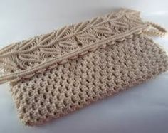 macrame purses and bags