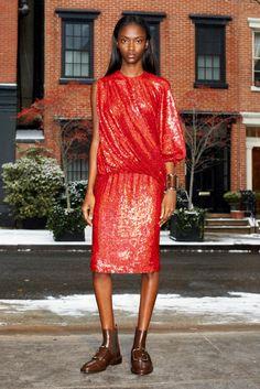 "thefashionbubble: "" Riley M.   Givenchy Pre-Fall 2014. """
