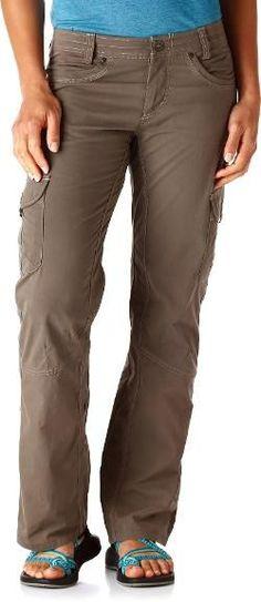 KUHL Women's Splash Roll-Up Pants Breen 12