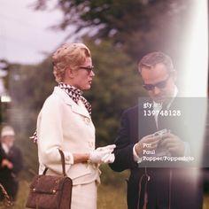 Photo d'actualité : Prince Rainier III of Monaco and Princess Grace...