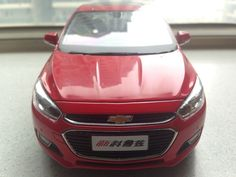 69.80$  Buy now - http://alispn.worldwells.pw/go.php?t=32458889510 - All New 1:18 Red Chevrolet Cruze Sedan 2015 Alloy Collectable Diecast Model Cars Slot Cars Hobby