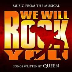 We Will Rock You - The Musical: Original Cast: MP3 Downloads
