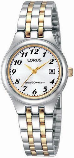 Zegarek damski Lorus RH729AX9 - sklep internetowy www.zegarek.net Bracelet Watch, Watches, Bracelets, Accessories, Wristwatches, Clocks, Bracelet, Arm Bracelets, Bangle