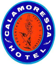 Porto santo Stefano - Hotel Calamoresca