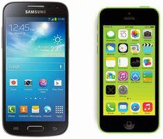 Galaxy S4 mini mi almalısınız yoksa iPhone 5C mi? Bu iki telefonun birbirlerine karşı üstün özelliklerini görmek isterseniz, blogumuzu onurlandırın... Samsung Galaxy S4 Mini ve İPhone 5C Karşılaştırması | Teknoloji Blog'u