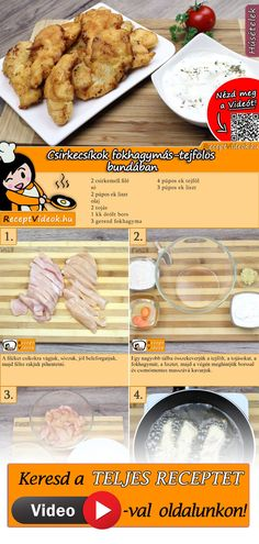 Other Recipes, Meat Recipes, Cooking Recipes, Healthy Recipes, Good Food, Yummy Food, Hungarian Recipes, Winter Food, No Cook Meals