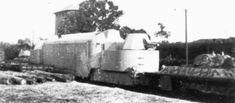 A WR550 D10 Diesel Locomotive designated PZ 16 was the fastest of the Panzerzug designed engines