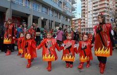 Disfraz de demonio para niños escolares | Todo Halloween