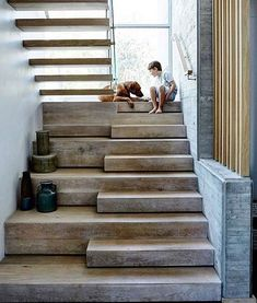 Gallery of staircases for lofts inspirational 41 best attic staircase image Plywood Furniture, Design Furniture, Attic Staircase, Staircase Railings, Staircases, Bedroom Barn Door, Bedroom Decor, Dog Window Seat, Wall Design