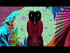KENZO Resort 2013 Electric Jungle  directed by illustrator Mat Maitland.  The animated look book takes the viewers to an amazing sensory experience with the colored animal patterns mixed with collages of African-inspired prints and a pulsating background music.
