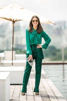 SPFW Dia 3: Looks - Camila Coelho