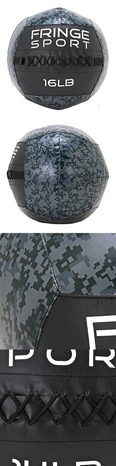 Digital Camo Medicine Ball by Fringe Sport / Wall Balls and Other Strength & Conditioning Exercises (16)