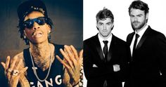 """Listen To Wiz Khalifa Rapping Over The Chainsmokers' """"Closer""""   Could this lead to an official collab between Wiz Khalifa and The Chainsmokers?  http://edm.com/articles/2017/3/4/wiz-khalifa-the-chainsmokers-closer"""