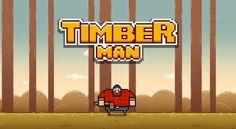 Timberman: la nuova febbre per iPhone e Android | ILaRia Lab
