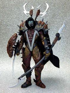 Spawn Figure - 1997 Manga Ninja Spawn - McFarlane Toys Image Comics Horror | Toys & Hobbies, Action Figures, Comic Book Heroes | eBay!