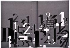 """Biennale Mondiale de Reliure - """"L'aiguille creuse"""", de Maurice Leblanc (Arsène Lupin). Reliure de Julie STRUB / Prix de l'Union Européenne 2013"""