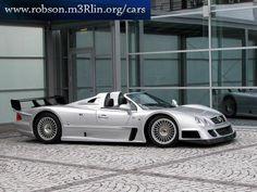 mercedes benz clk gtr roadster 2002