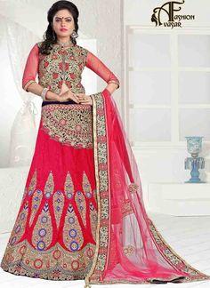 Indian Bridal Lehenga Choli