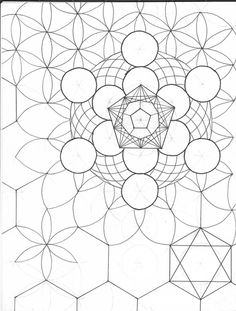 Dover Publications Geometric Stained Glass Coloring Book: Deluxe ...