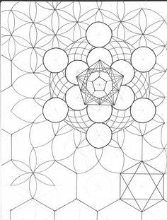 120 best sacred geometry images sacred geometry mandalas drawings rh pinterest com