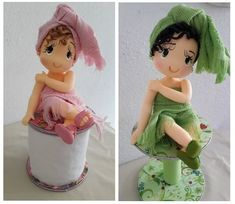 Pasta Flexible, Soft Sculpture, Margarita, Tinkerbell, Crochet, Elsa, Biscuits, Diy Crafts, Dolls