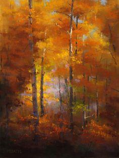 Gallery — Fine Art Pastels by Phil Bates Landscape Art, Landscape Paintings, Watercolor Paintings, Abstract Paintings, Oil Paintings, Painting Art, Landscapes, Autumn Painting, Autumn Art
