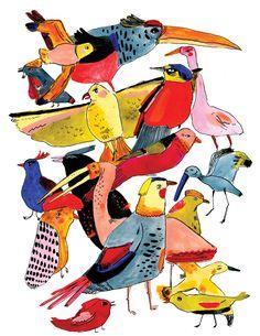ilustración de Eelizabeth Graeber