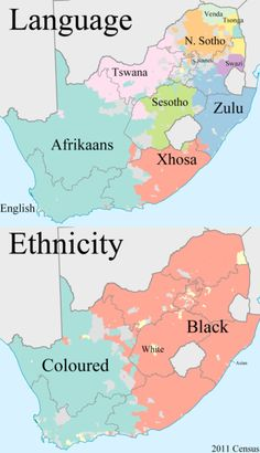 Language and Ethnicity in South Africa Historical Maps, Historical Pictures, Early Childhood Centre, Alternate History, African Countries, Map Design, African History, Geography, South Africa