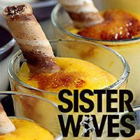 Christine\'s mock tapioca pudding is a great snack from Sister Wives. Learn to make Christine\'s mock tapioca pudding with this recipe from TLC Cooking.