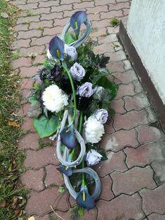 Funeral Flowers, Flower Bouquet Wedding, Ikebana, Flower Crafts, Flower Arrangements, Projects To Try, Wreaths, Vence, Floral