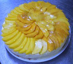 Windstar Cruise line Mango Cake recipe #cruiserecipes