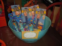 Perry the Platypus/Phineas and Ferb Birthday Party Ideas | Photo 8 of 22 | Catch My Party