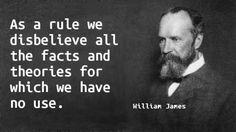 William James - Disbelief