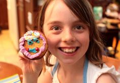 Encourage Kids to Cook By Hosting a Cooking-Themed Birthday Party...Abbey's next birthday party