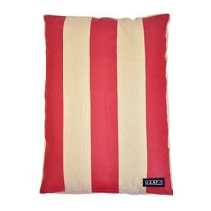 SEEING STRIPES – Yenti Design Co. Dog Cushions, Cushion Inserts, Pet Bottle, Dog Bed, Cotton Linen, Screen Printing, Recycling, Stripes, Throw Pillows