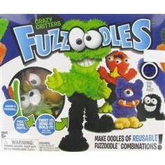 Fuzzoodles!