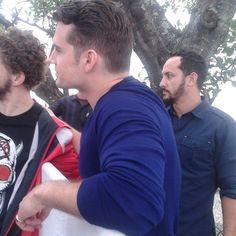 Henry Cavill sempre atencioso atendente do aos fãs. Foto @mihcamparo  #henrycavill #themanfromuncle #NapoleonSolo #oagentedauncle #henrycavillnobrasil #armiehammer #guyritchie #CrazyForHenryCavill #wbpictures #wbpictures_br #riodejaneiro