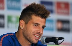 Miguel Veloso Portugal Dynamo Kiev (He has such pretty eye lashes)