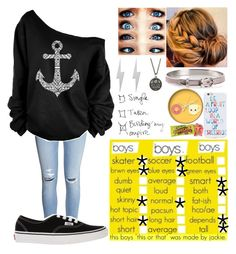 """""""Double Tag!!!"""" by k17dunn ❤ liked on Polyvore"""