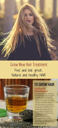 There is a real fact that natural essential oils have amazing abilities to grow new hair. A good hair treatment made with natural herbs, essentials and vitamins can quickly and easily make your hair grow.