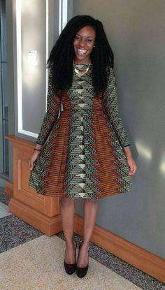 African women's clothing, african dress, dashiki , women's dashiki dress… Remilekun - African Styles for Ladies African Inspired Fashion, African Print Fashion, Africa Fashion, Fashion Prints, Ankara Fashion, African Attire, African Wear, African Women, African Style
