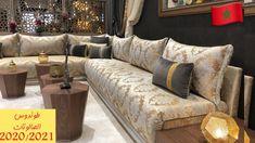 Design Salon, Sofa, Couch, Living Room Designs, Mecca Madinah, Table, Furniture, Home Decor, Home Decoration