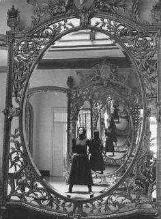 Portrait de l'actrice Maria Felix, Mexico, Allan Grant, 1960      Allan Grant, 1960