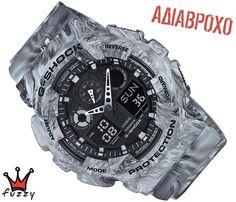 7eabf93e451 Ρολόι ανδρικό Casio G-SHOCK (GA-100MM-8AER)