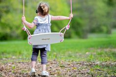 lillagunga - The wooden swing. Reinvented.