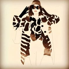 #fashionillustration #fashion #illustration #art #LULU