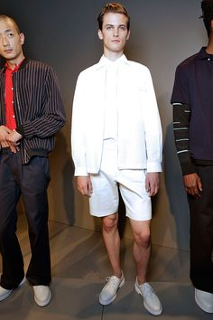 Timo Weiland Spring Summer 2016 Primavera Verano #Menswear #Trends #Tendencias #Moda Hombre - New Yor Fashion Week - F.Y!