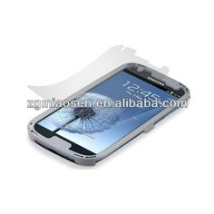 glass  electrostatic high transparent  screen protector for s4 mini  1. Free sample  2. RoHS,SGS  3.OEM/ODM  4.1-4 days lead