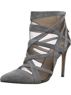 Joe's Jeans Women's Dainty Boot, Dark Grey, 6 M US ❤ Joe's Jeans