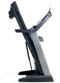 Folded ProForm-Pro 2000 treadmill